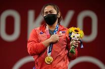 [도쿄올림픽 2020] 필리핀 첫 금메달로 대박 터진 하이딜린 디아스