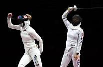 [도쿄올림픽 2020] 펜싱 여자 에페 단체전, 9년 만에 은메달