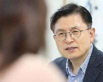 """황교안, 대선주자 간담회서 """"부정선거""""…하태경 """"괴담성 의혹"""""""
