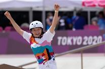 일본 올림픽팀 선전에 관련 주식도 반짝