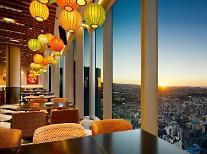 호텔 38층에 포장마차…노을 보며 만끽하는 가벼운 휴식