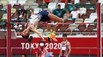 [도쿄올림픽 2020] 높이뛰기 우상혁 결선 진출... 육상계 25년 만에 쾌거