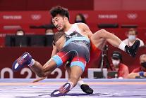 [도쿄올림픽 2020] '악조건서 최선 다한' 류한수, 16강서 석패