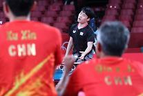[도쿄올림픽 2020] '만리장성' 중국 넘지 못한 남자 탁구, 결승 진출 실패