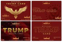 [글로벌人사이드] 트럼프, 1000억원 모금 묘수...트럼프 지지자라면 트럼프 카드를!