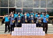 부영그룹, 올해 말복에도 건설근로자·임직원에 삼계탕 9300그릇 선물