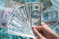 5대 시중은행 '달러 예금' 64억 달러 감소…달러 강세 영향