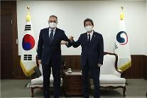 이인영, 러 외무차관 접견…한반도 평화위해 건설적 역할 당부