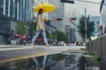 [내일날씨] 전국 대체로 흐리고 비…남부지방 천둥·번개 동반