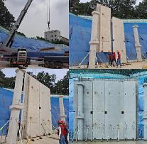 한화건설, '지하외벽 프리캐스트 콘크리트 공법' 시범 적용