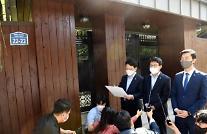 """與, 尹 부친 집 방문해 '대장동 의혹=국민의힘' 쐐기…""""흑막 드러나야"""
