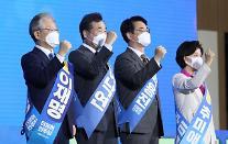 [與 대선 경선] 인천서도 이재명 53.88%로 승리, 이낙연 35.45%