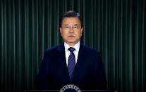 포스코, 세계 최초 수소환원제철 포럼 HyIS 개최...문재인 대통령 한국이 먼저 행동하고 세계와 협력하겠다