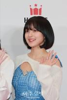 [포토] 왕관 쓴 트와이스 지효