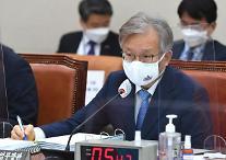 """[2021 국감] 영업제한 3개월에 손실보상 10만원뿐… 권칠승 장관 """"제도의 한계"""""""