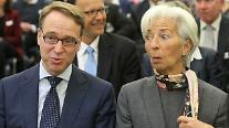 유럽의 초완화 시대 오나?...EU의 매파 독일 중앙은행 총재 사임
