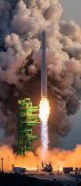 누리호, '46초 연소' 부족으로 위성 궤도 안착 못해...호주 남쪽 해상에 떨어져