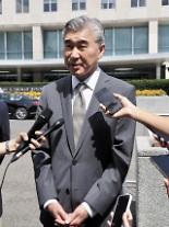 다시 서울 찾은 美성김…24일 한·미 북핵협의 진행