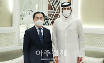韓 LNG선박 수주 지원해달라…문승욱 산업장관, 카타르에 요청
