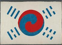보물로 지정된 데니·김구 서명문·진관사 태극기