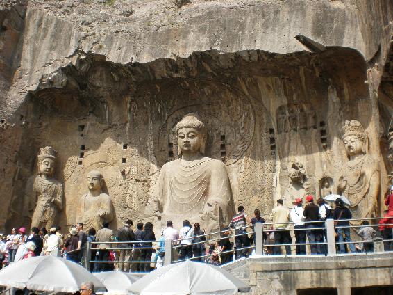 .中国五千年历史的缩影--河南.