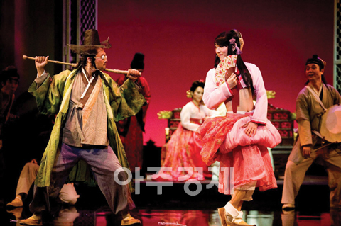 .韩中文化艺术交流向深层化发展.