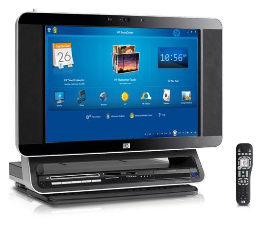[영문] HP Brings First All-in-One Touch-enabled Desktop Technology to Business Customers