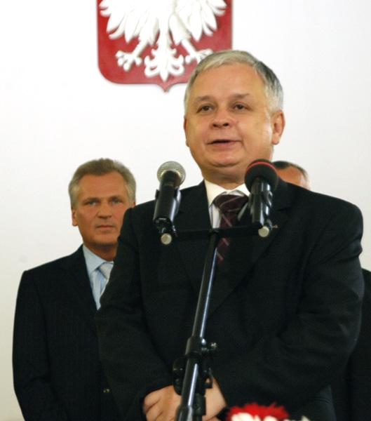 .[영문] Polish president: Missile defense should go ahead.