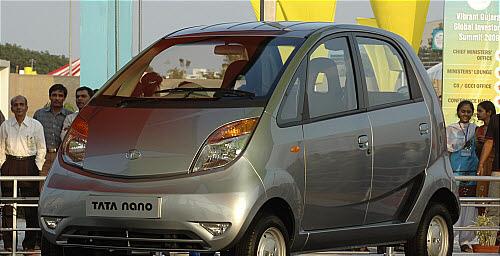 Indias Tata Motors to Launch $2,000 Nano