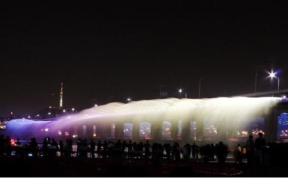 서울시, 반포한강공원 조성공사 완료