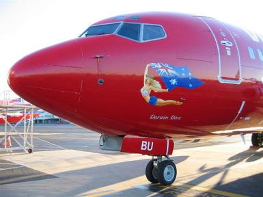 .Virgin Blue Airline Seeks to Raise $189 Million.