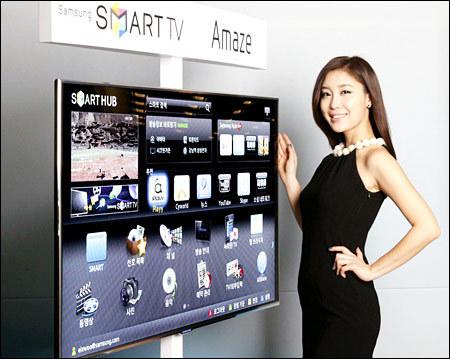 Samsung, New 3D LED Smart TV 2011