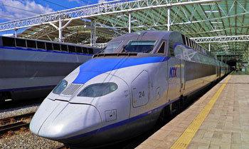 S. Koreas Bullet Train Squeaks