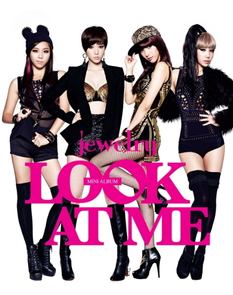 """K-Pop Alert: Girl Band, Jewelry, will Wrap Up """"Look At Me"""" and Comeback with New Song in December"""