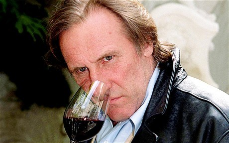 French Actor Gerard Depardieu Arrested for Driving Scooter under Influence