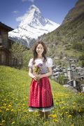 .Actress Ji-min Han is a new Switzerland Goodwill Ambassador.
