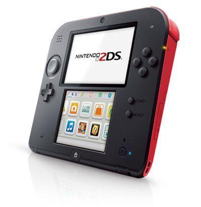 任天堂将推出低端3D游戏掌机2DS
