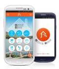 ktcs-한인텔, '펜션으로 튀어라' 앱 공동출시