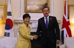.韩英扩大金融合作 签署30亿美元MOU.