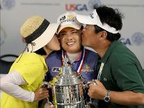 朴仁妃、「今年の世界ゴルフ界のニュースメーカーランキング6位」