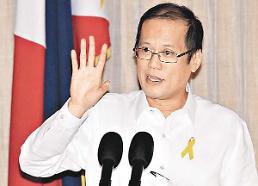 .菲律宾总统鼓动国际支持对抗中国南海声索 .