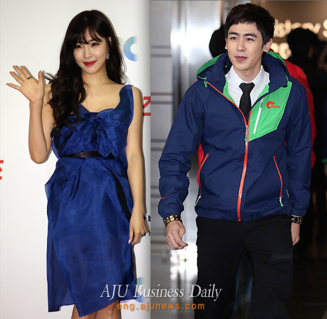 Girls' Generation Tiffany and 2PM Nichkhun admit they are together