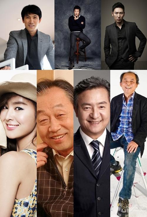 '내 심장을 쏴라' 이민기 여진구 이어 주요 캐릭터 캐스팅 완료