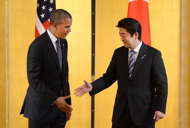 """미일 정상회담, 오바마 """"센카쿠는 미국의 방위의무 대상"""" 중국 견제"""