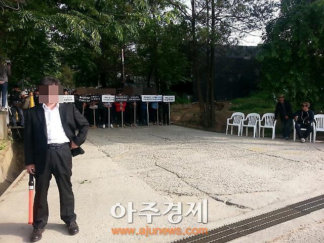 """구원파 금수원 내부 공개…""""유병언 회장 거주 여부는 몰라"""""""