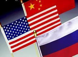 .俄媒建议俄中伊三国结盟共抗美国 .