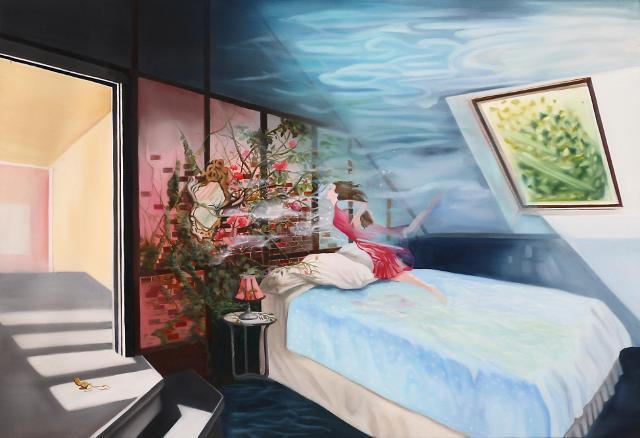 작가 김유성 불완전한 공간의 대화' 그림손에서 두번째 개인전