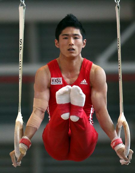 韩国亚运会出战选手选拔赛火热进行中