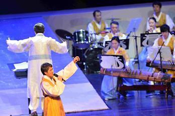 칭다오 제1회 국제 우호도시 예술의 날 콘서트 개최