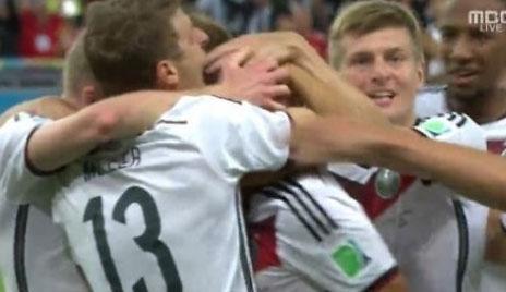 [브라질 월드컵] 독일 우승, 아르헨티나 1:0 꺾고 브라질 월드컵 우승…통산 4번째 24년만